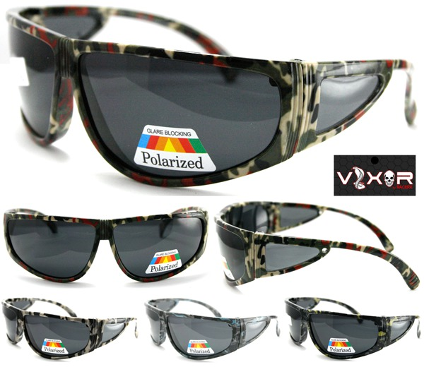 polarized reader sunglasses nfh6  Polarized Sunglasses with Camo Frames